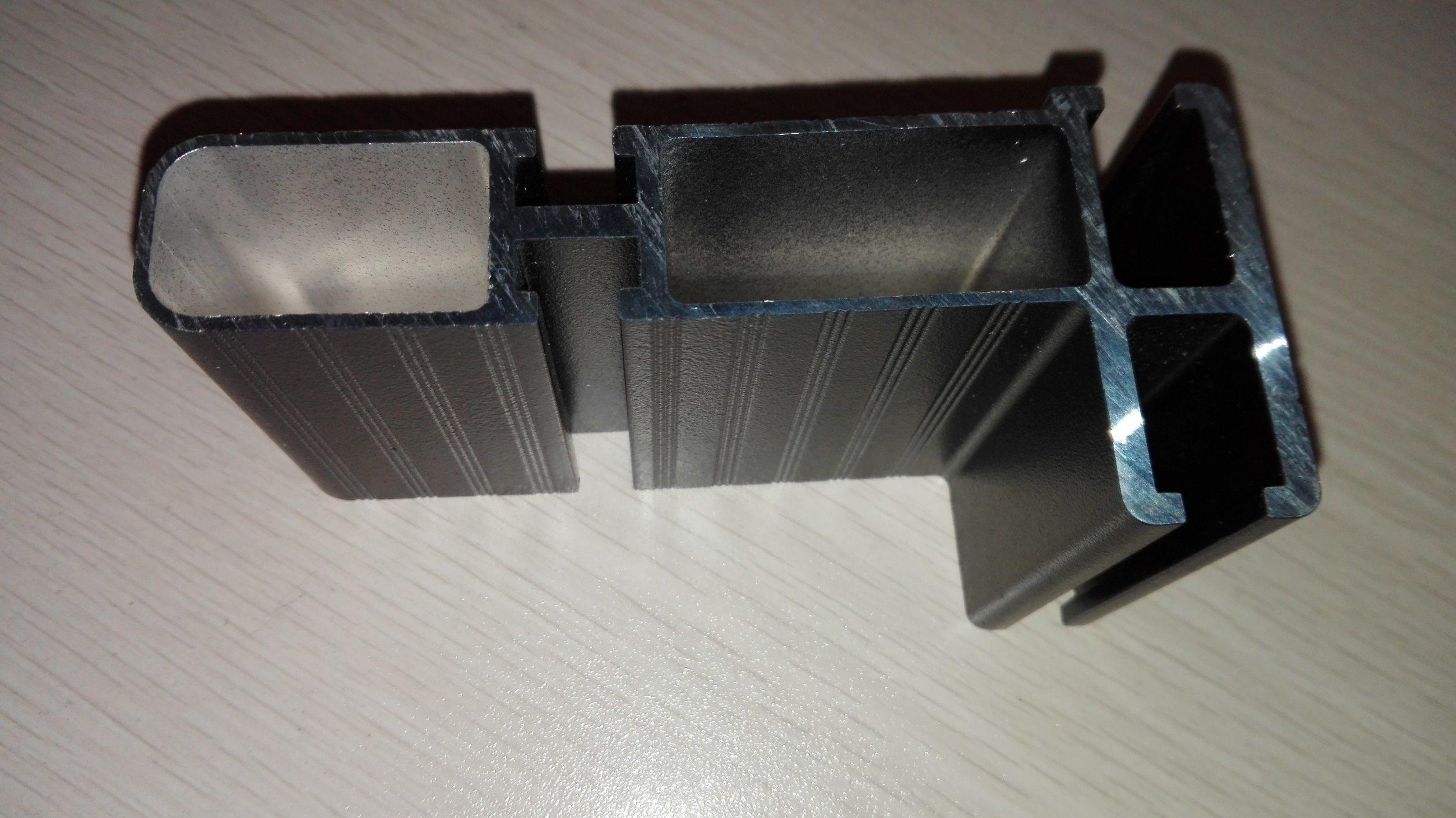 Aluminium Extrusion for SUV Frame