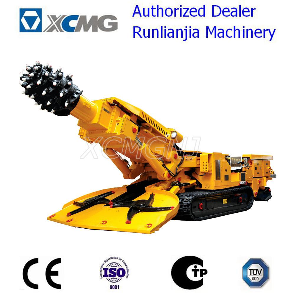 XCMG Ebz200 Boom-Type Mining Roadheader 660V/1140V with Ce
