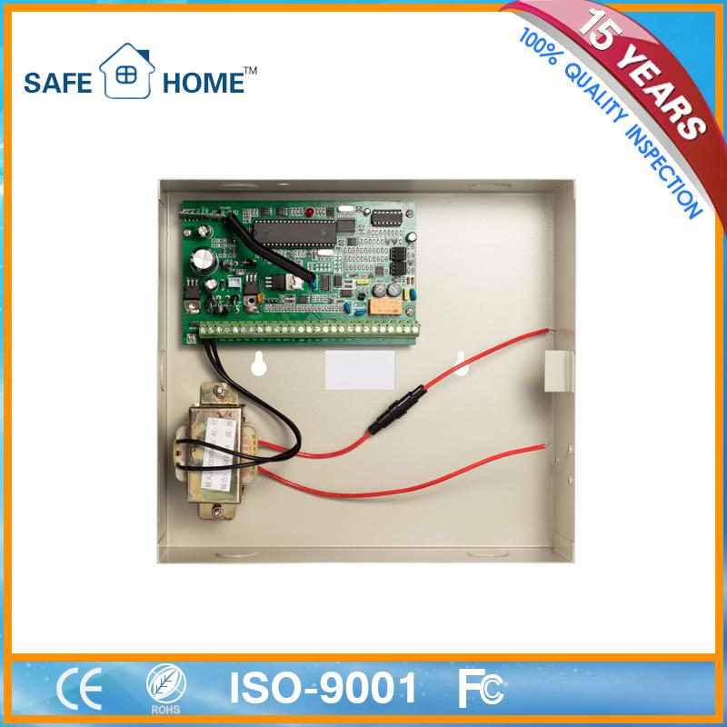 GSM PSTN Smart Home Security Alarm System