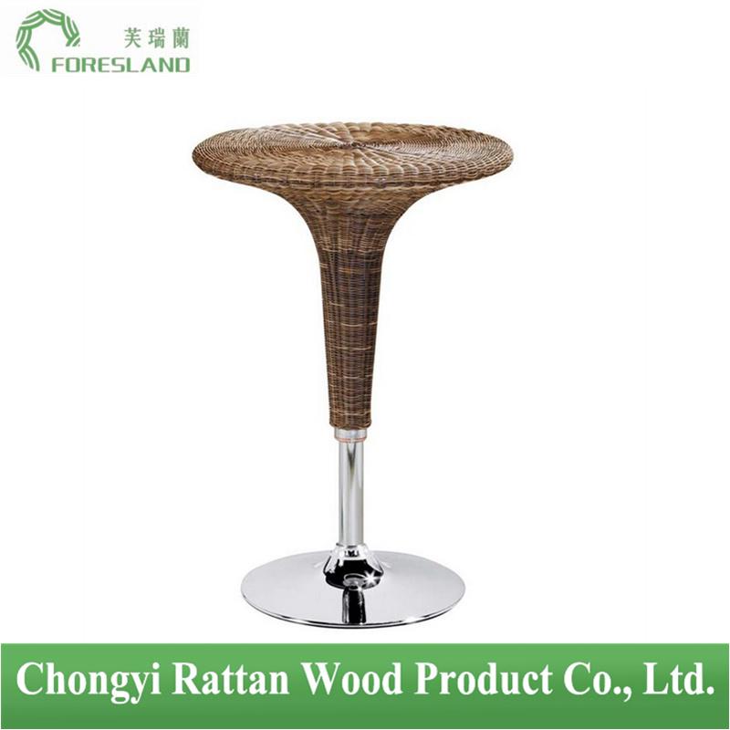 PE Rattan Weaving Bar Table PT-03