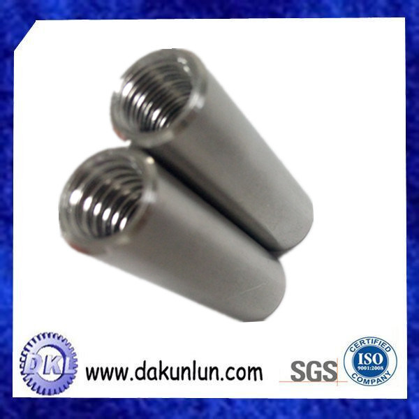 High Precision Customized Steel Tube Internal Thread