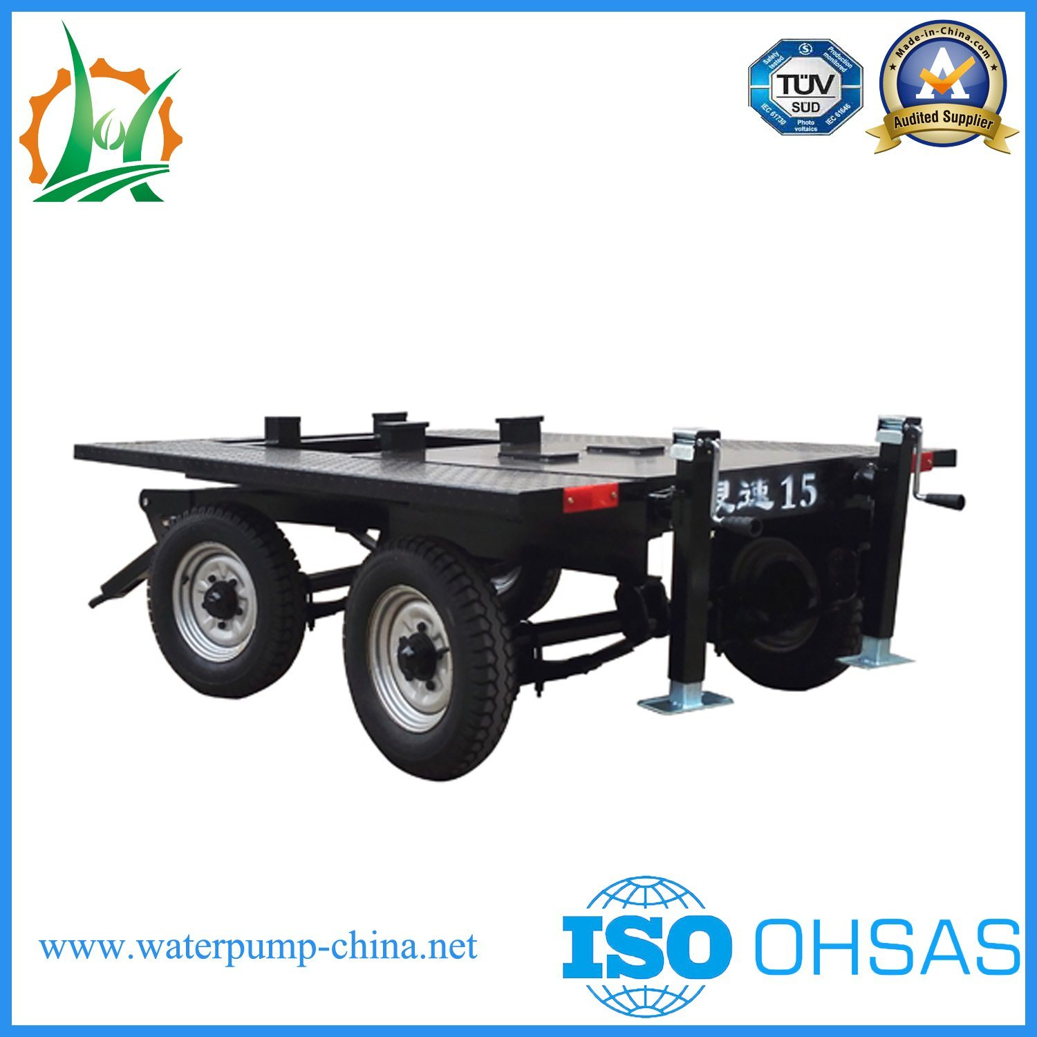 Trash Double Suction Split Case Centrifugal Diesel Water Pump