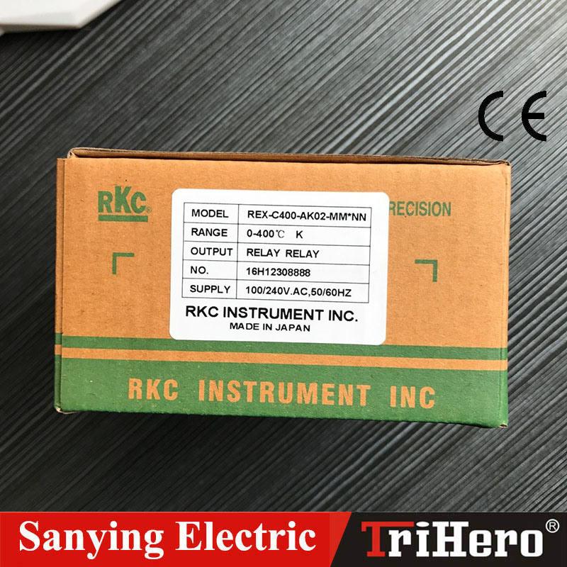 Rex-C400 Digital Temperature Controller