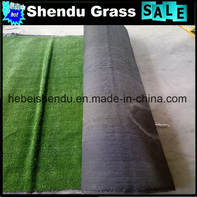 10mm Plastic PP Artificial Lawn for Exporting