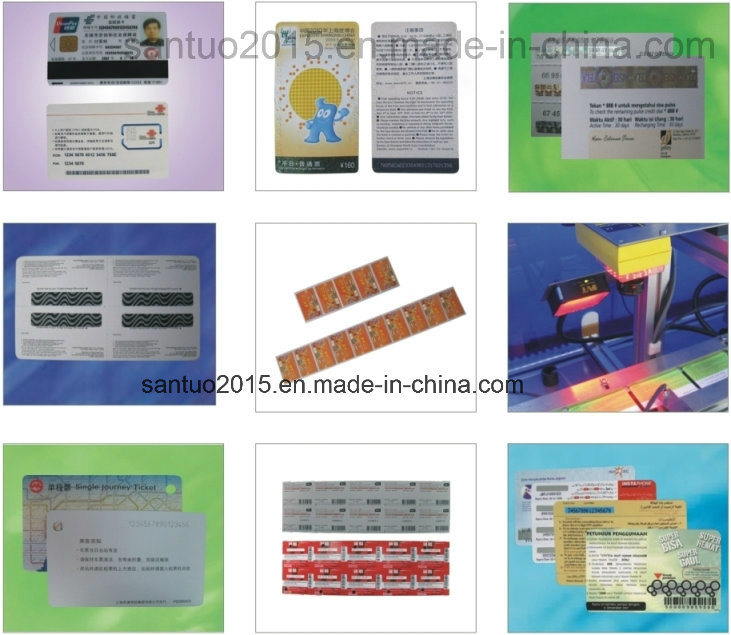 Scratch Card Labeling Machine/Labeler