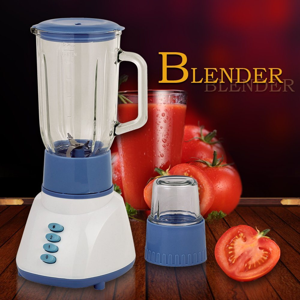 Button Switch 2 Speed CB-T7 Glass Jar Electric Blender