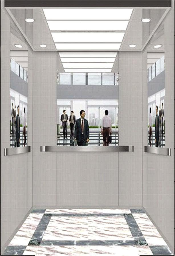 High Speed Mrl Passenger Elevator