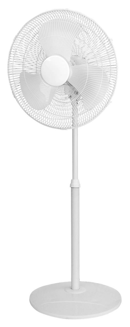 "Powerful 18"" Oscillating Cooling Stand Fan with Big Airflow"