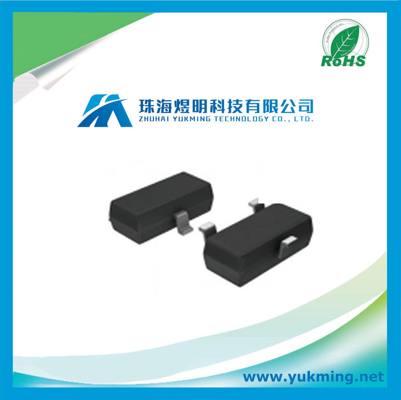 Diode of Schottky Rectifier Pmeg4005CT Electronic Component