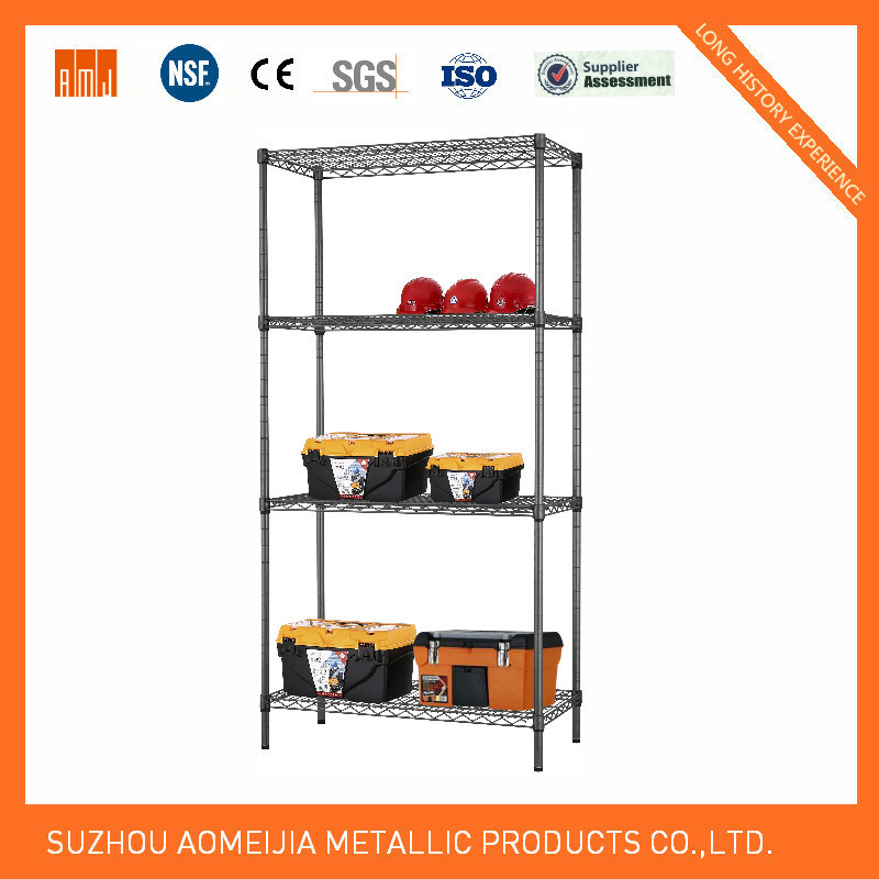Hot Sale Metal Storage Display Wire Shelving