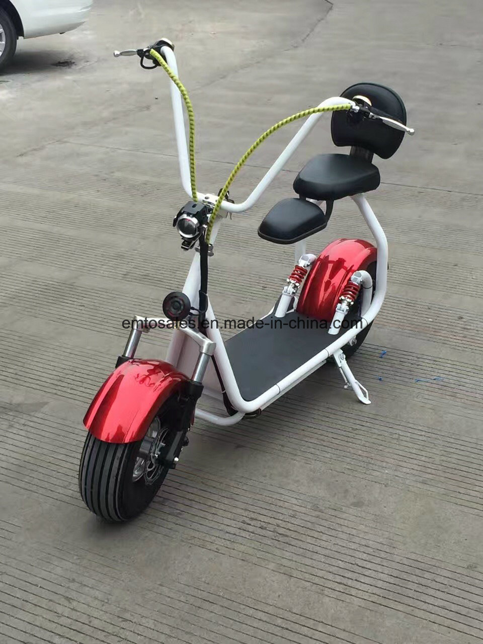 Electric Motor 500W Junior City Coco E Scooter