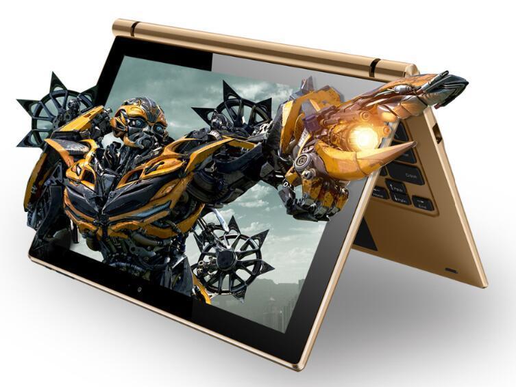 Onda Xiaoma 11 2 in 1 Tablet PC Intel Apollo Lake N3450 4GB RAM 64GB ROM 11.6 Inch 1920*1080 IPS Windows 10 OS Dual-Band WiFi Gold Color