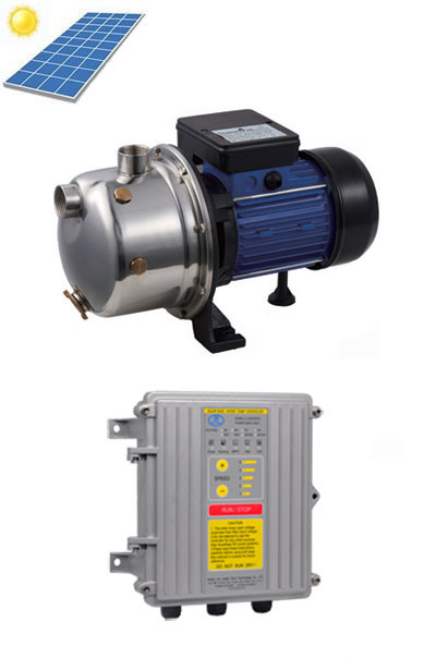 Solar Power Jet Water Pump