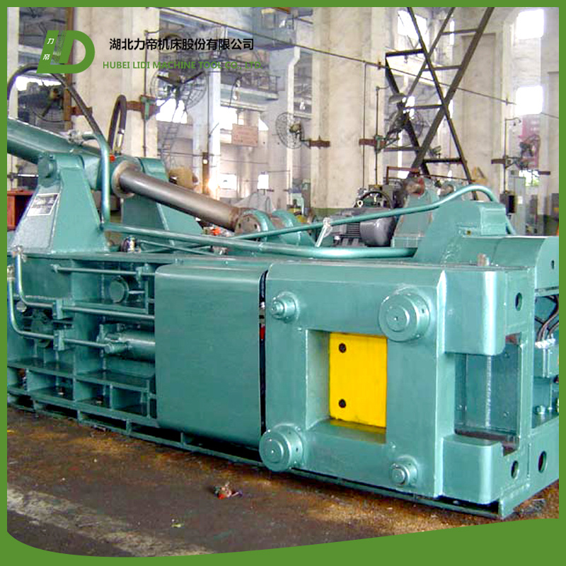 YD81-100B Hydraulic Baler for Scrap Metal Recycling