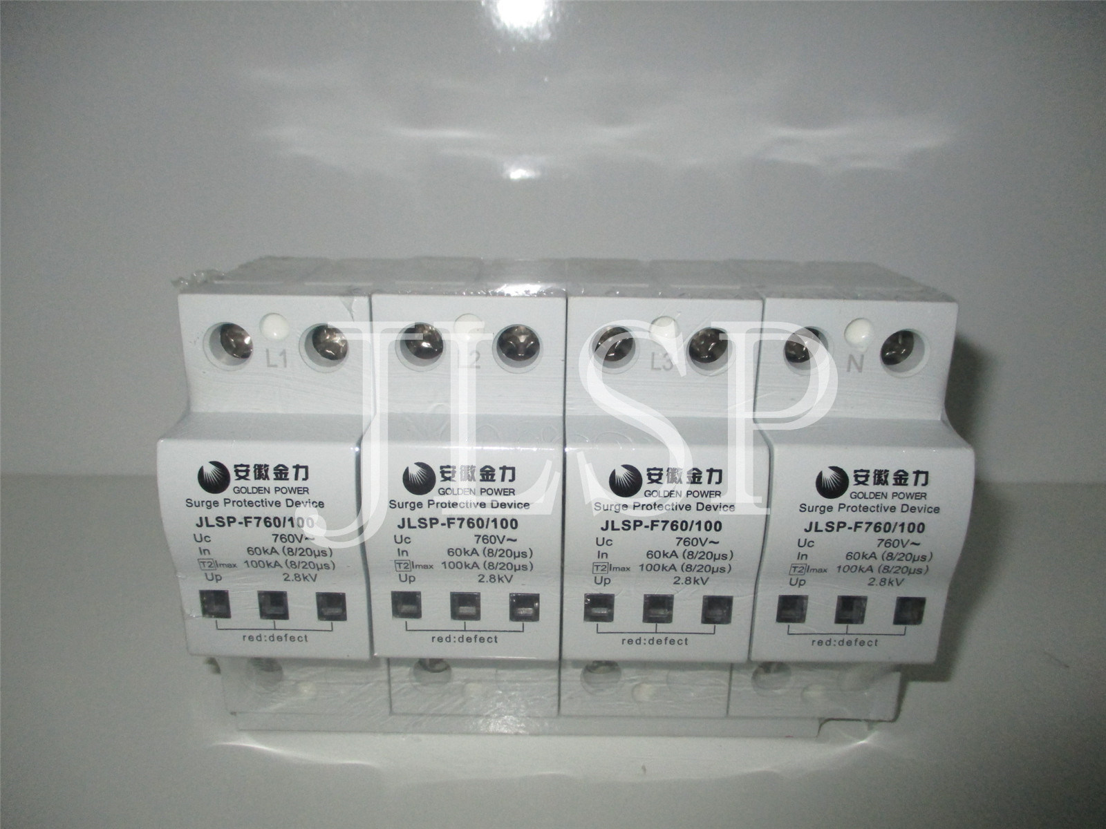 PV Application Solar 3p SPD/Surge Protector (GA7510-07)