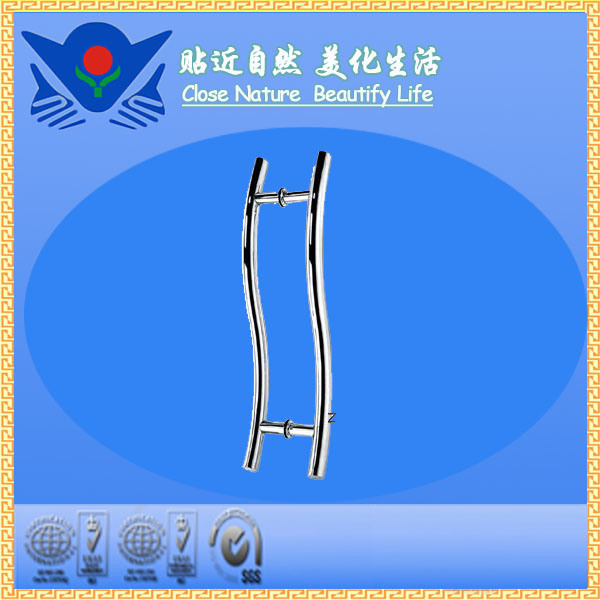 Xc-B2716 Stainless Steel Handle Bathroom Big Size Door Pull Handle