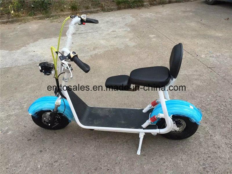 Electric Motor 500W Junior City Coco E Scooter