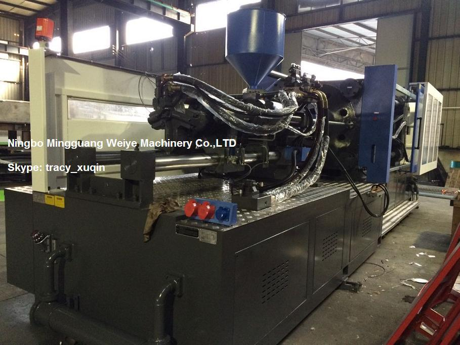 Big Injection Molding Machine with Servo System Energy Saving 600ton