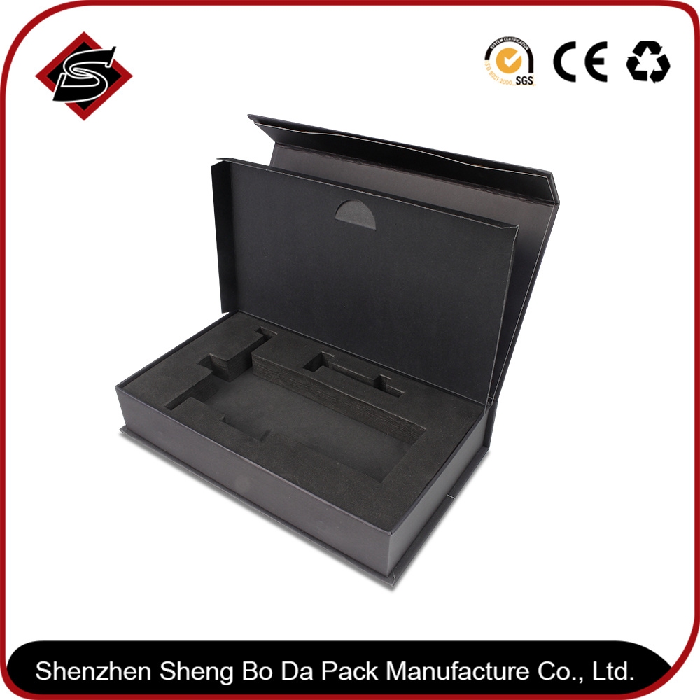 Customized Printing Jewellery Box, Paper Folding Jewelry Box