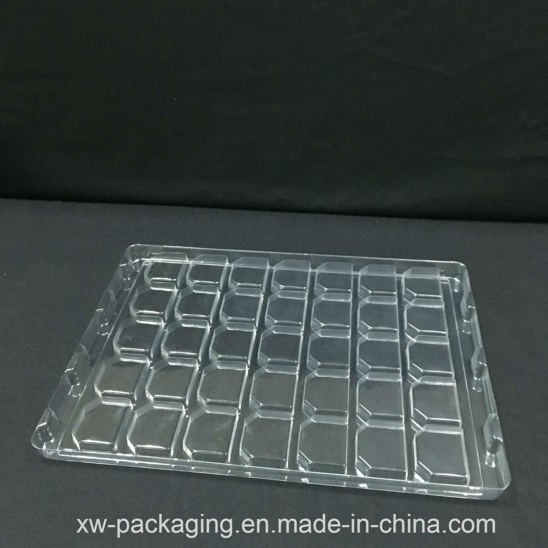 Custom Transparent Blister Tray for Electronic Product