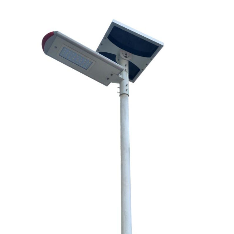 40W Smart Bluetooth Integrated Solar LED Garden Street Lamp