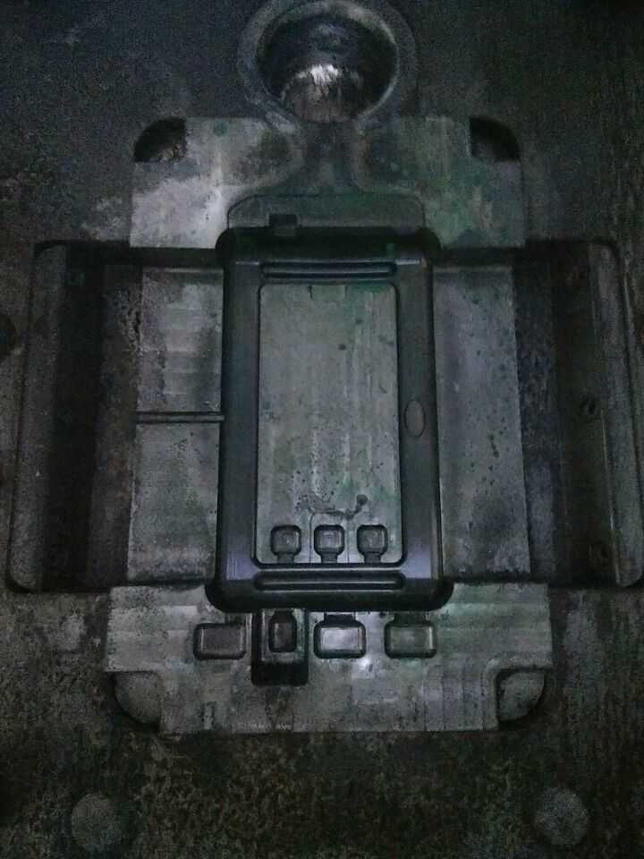 Die Casting LED Cover Mould