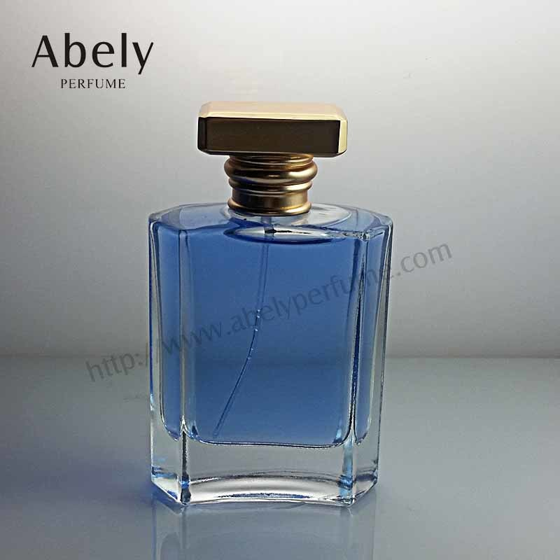 2016 Factory Supply Glass Perfume Bottles for Male
