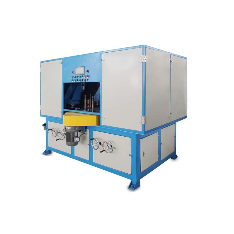 Four Head Rotary Table Polishing Machine