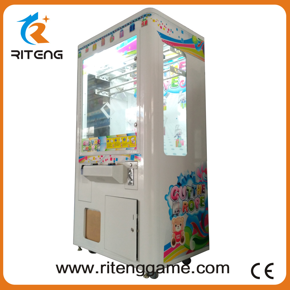 New-Design Coin Pusher Toy Gift Vending Machine for Kids