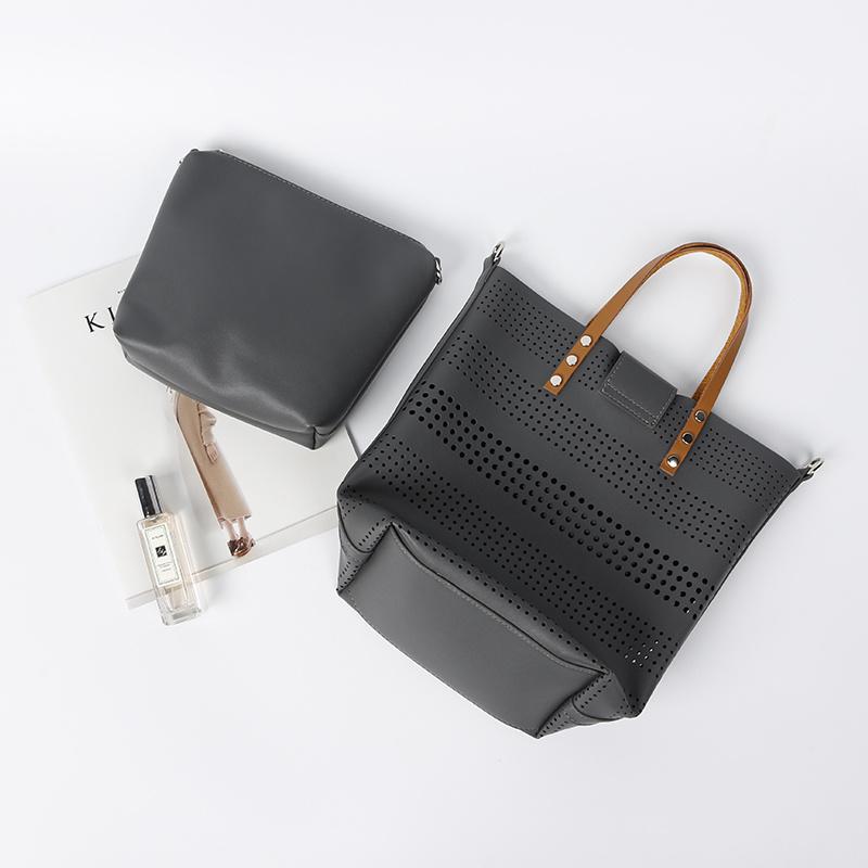 Designer Top Selling New Trendy Handbag Leisure Bag Set Hollow Crossbody Bag
