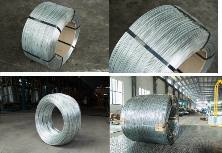 1.0mm Factory Direct Sale Galvanized Iron Wire/Galvanized Steel Wire/Hot Dipped Galvanized Wire