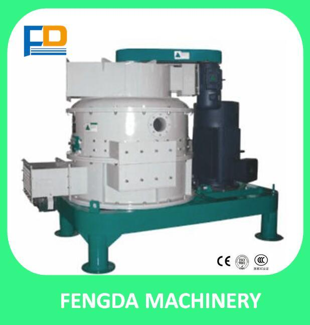 Fine-Grinding Hammer Mill for Animal Feed Machine