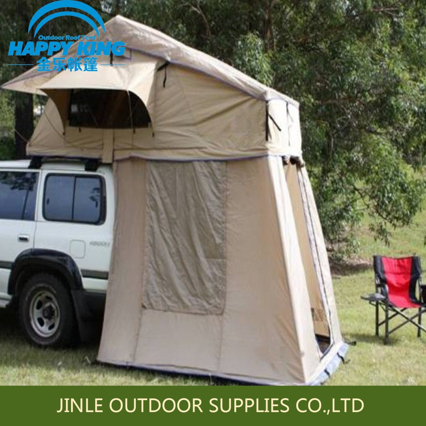Car Roof Top Tent Sector Awning House