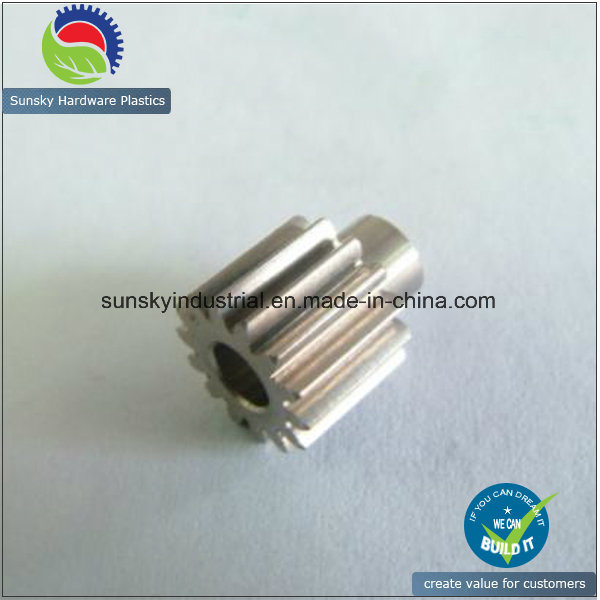 Zinc Alloy Die Casting Gear with High Quality
