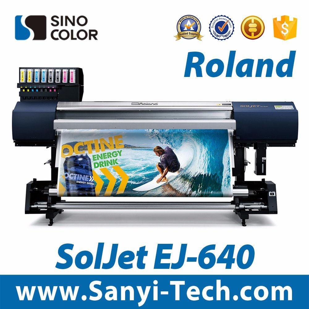 Quality and Affordable Roland Printer Roland Eco Solvent Printer with Low Price Roland Digital Printer Large-Format Inkjet Printersoljet Roland Ej-640
