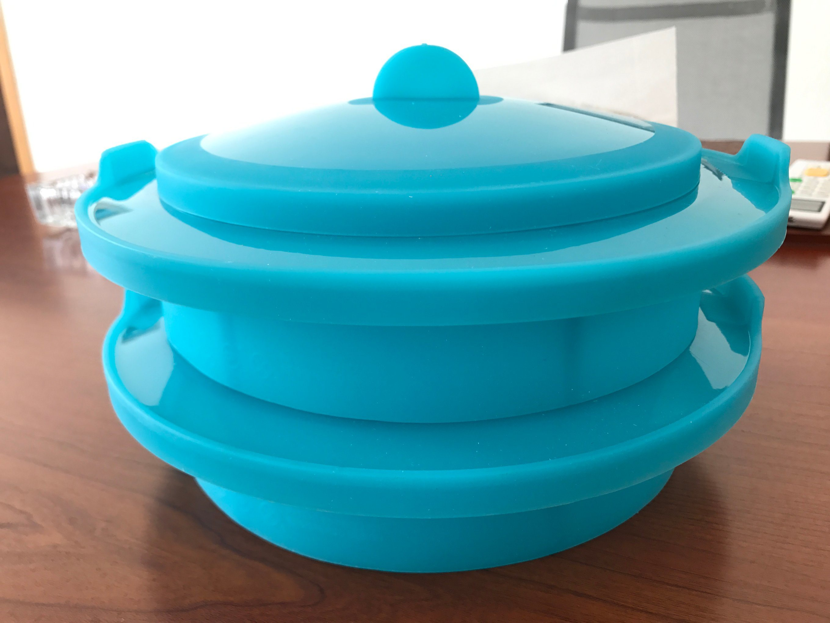 Food Grade Plastic Platinum Silicone Steamer for Steaming