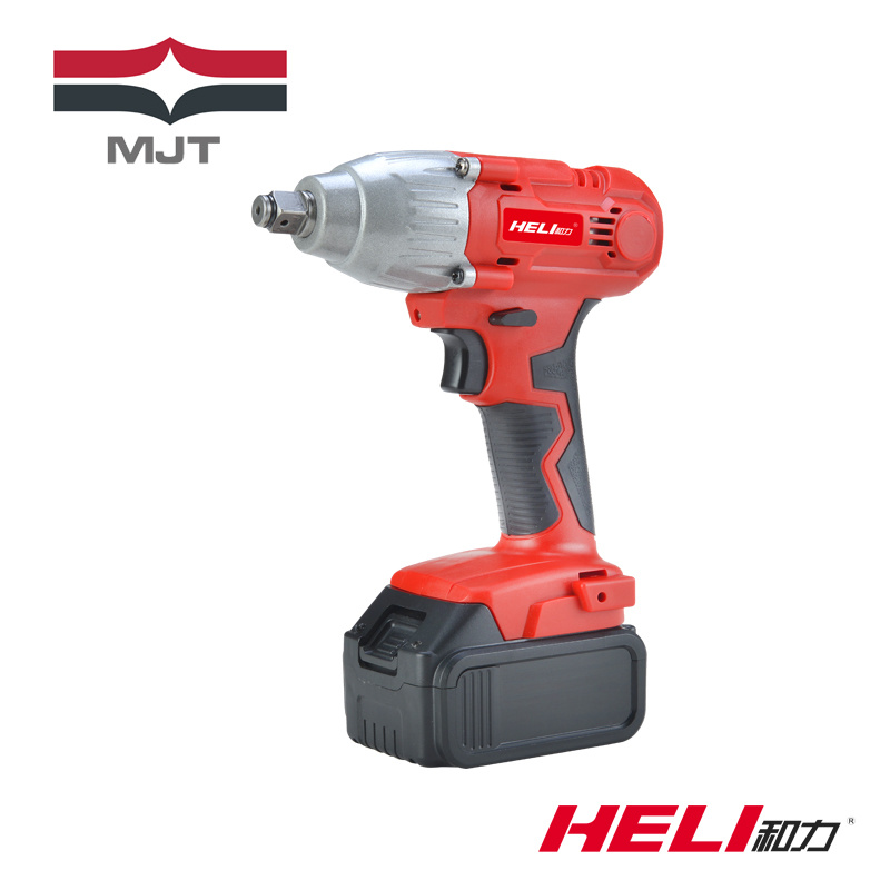 Professional Cordless Wrench with Li Ion Battery (160-2)
