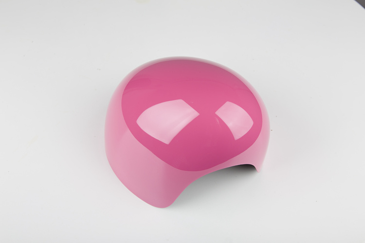 Pure Pink Color Replacement Side Mirror Cover for Mini Cooper