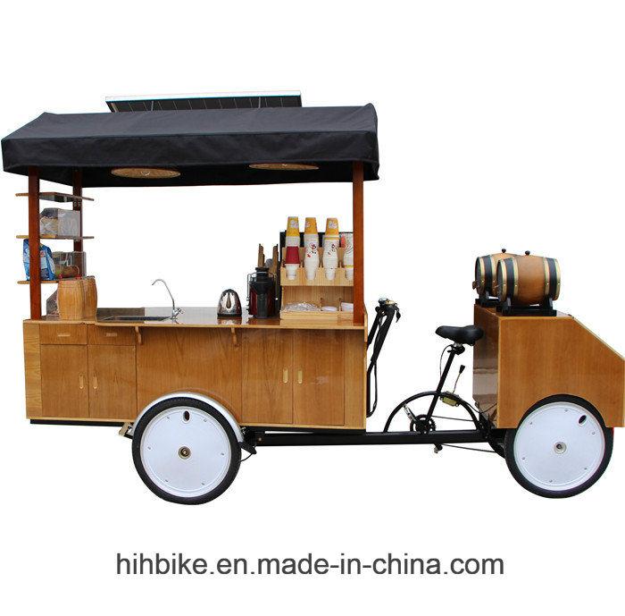 Hot Sale Solar Bike with Large Storage