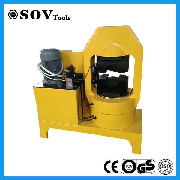 100 Ton Swager Hydraulic Press Machine for Steel Wire Rope