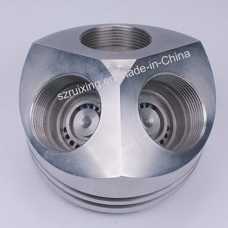 Auto Parts of CNC Machined