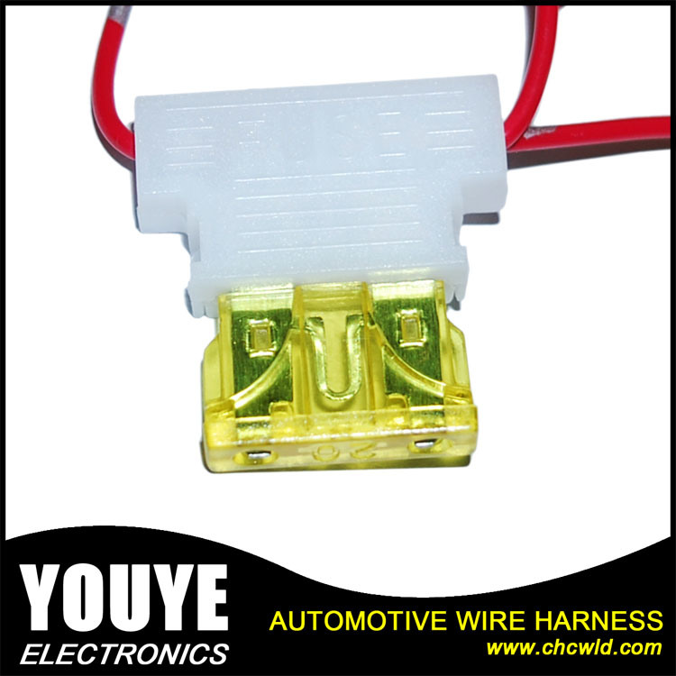 youye automotive ads 1 wire harness electronic fuse box youye automotive ads 1 wire harness electronic fuse box wiring harness honda iso9001