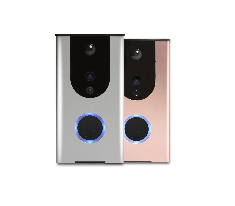 Battery Operated Door Bell WiFi Video Doorbell with Camera