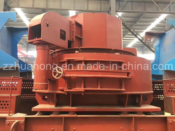 Huahong Ce Certificate Impact Crusher / Sand Making Machine