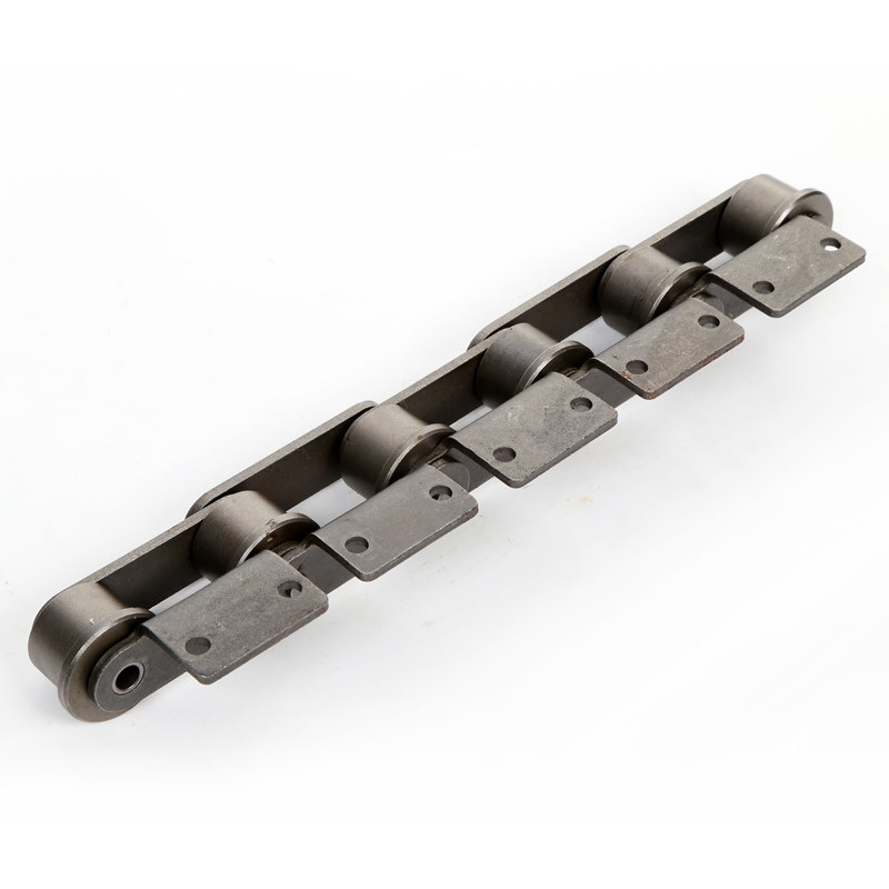 Double Pitch Conveyor Chain With Attachments