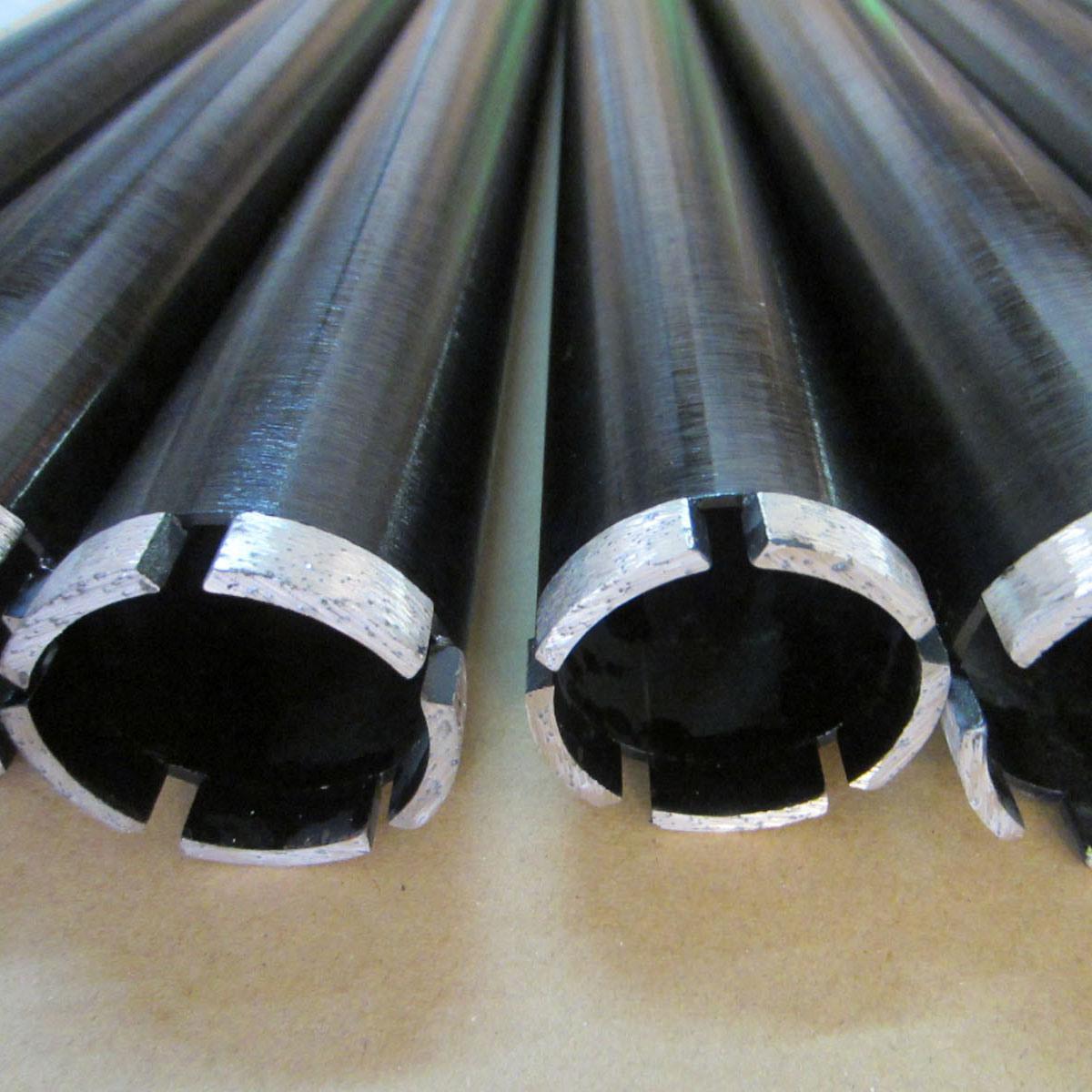 China Diamond Core Drill Bit for Reinforced Concrete