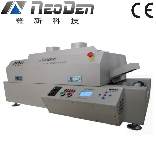 T960e Reflow Oven Infrared IC Heater with 5 Heating Zone