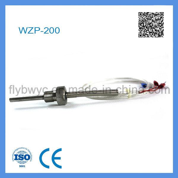 Wzp-200 PT100 Platinum Resistance