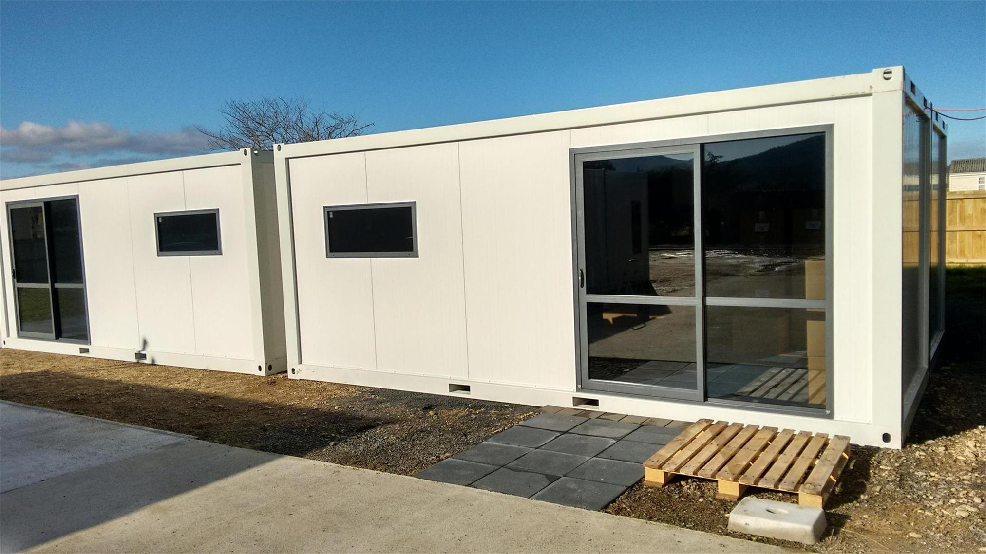 China eps sandwich panel container house photos pictures - Sandwich panel homes ...