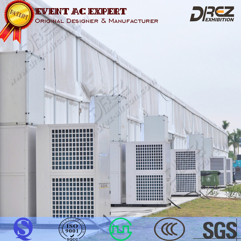 Drez 36HP- Best Tent Air Conditioner for Outdoor Events-- Central Cooling & Heating
